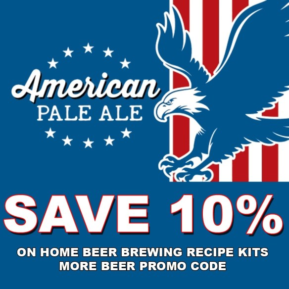 MoreBeer.com Promo Code for 10% Off All Grain and Extract Home Brewing Kits