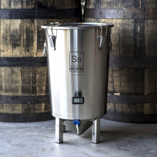 SS BrewTech Stainless Steel Brew Bucket