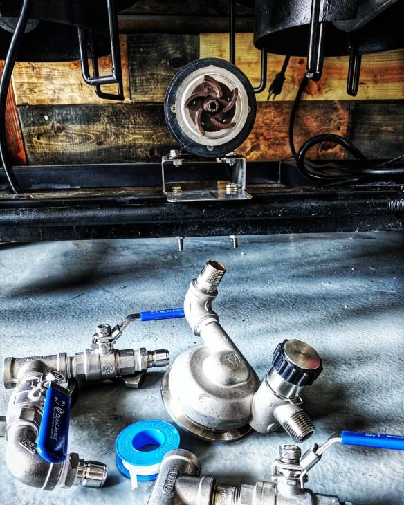 RipTide Homebrew Pump Upgrade Kit