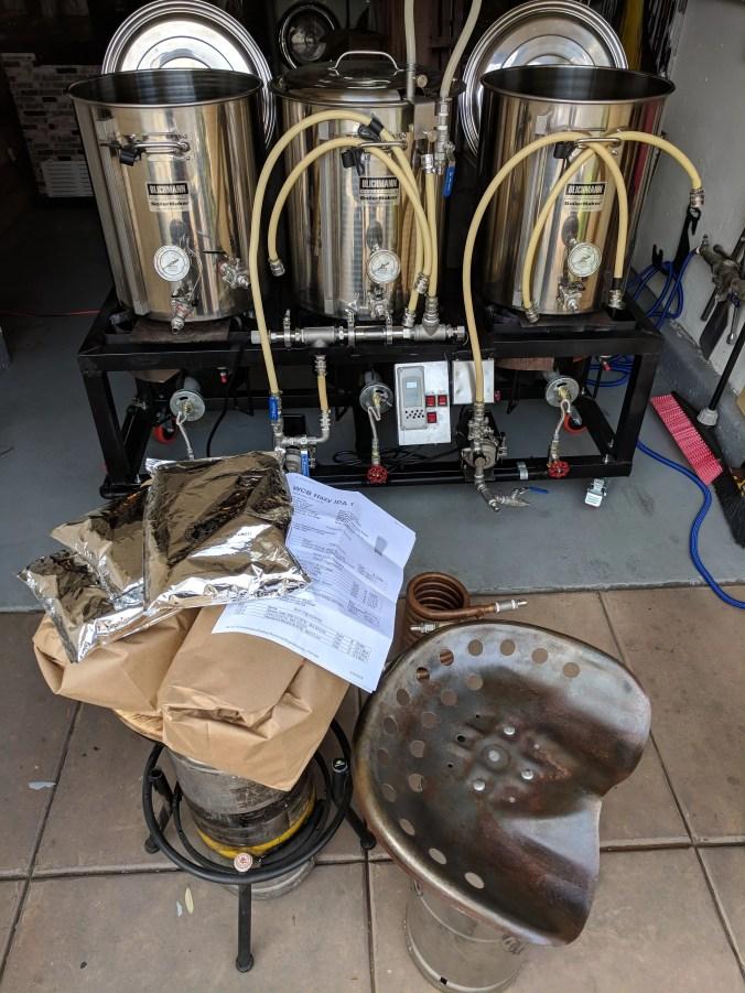 West Coast Brewer Hazy IPA Home Brewing Recipe