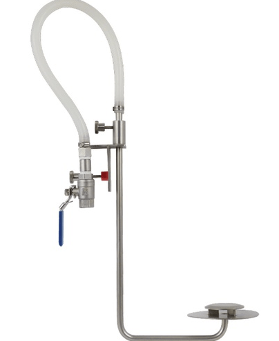 Stainless Steel Sparge Arm for Home Beer Brewing