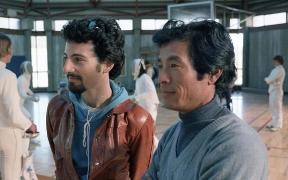 1979 UCSC RobHandleman.HeizaburoOkawa