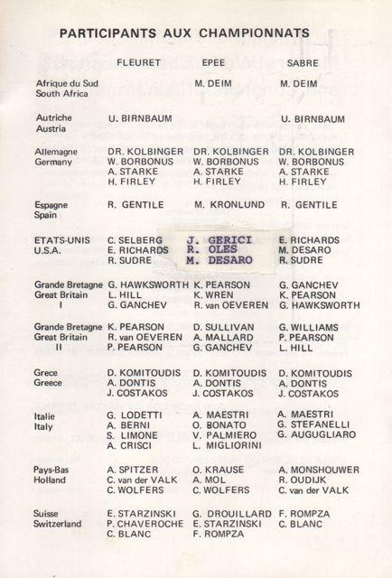 1970 Masters program.2