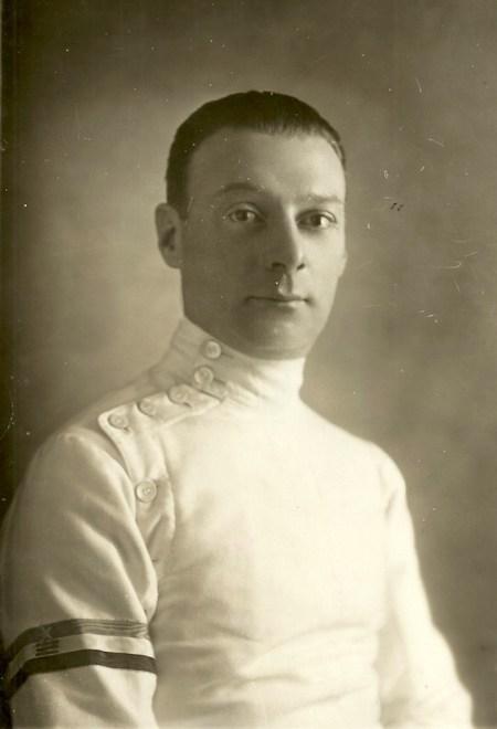 1928 Lucien Gaudin