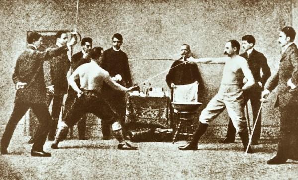 Hungarian Duel
