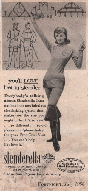 Slenderella.ad.1956