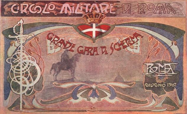 1907 Italian Fencing Federation