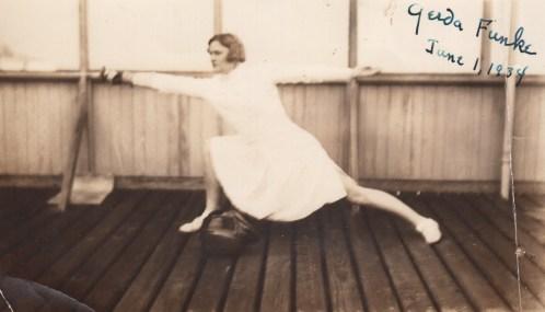 1934 Gerde Funke