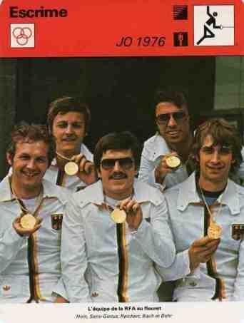 1976 MF Oly Team Gold