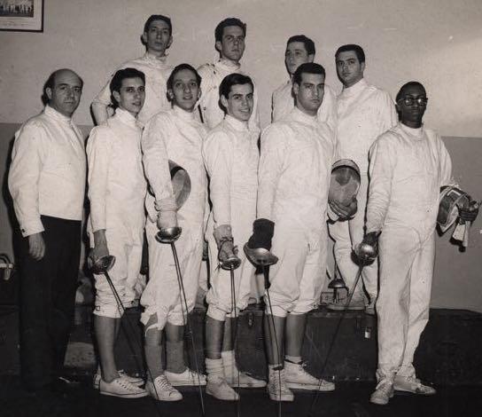 1959 NYU squad