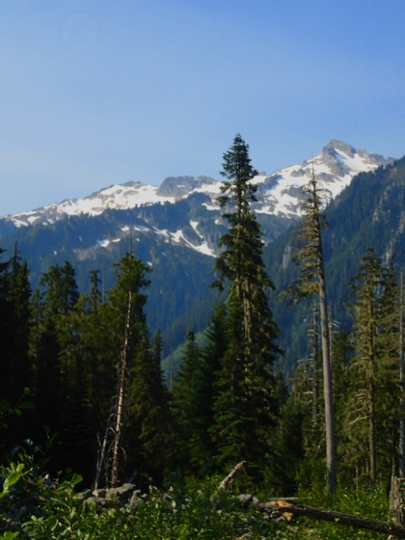 PCT: Up Close and Personal with Glacier Peak