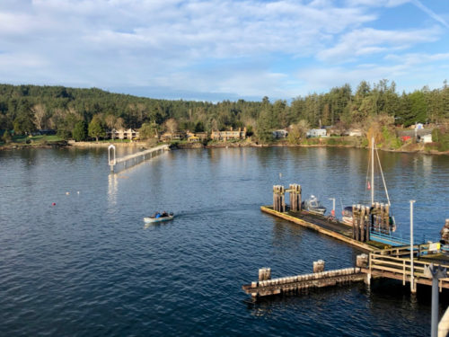 Escape to the Southern Gulf Islands