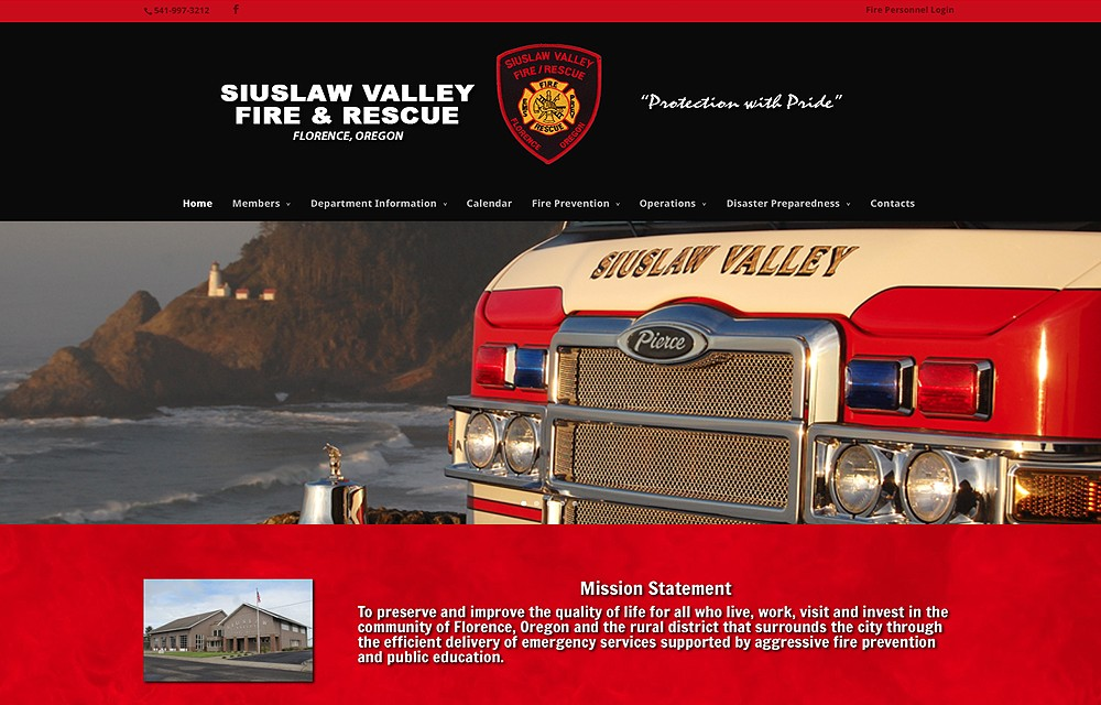 Siuslaw Valley Fire & Rescue