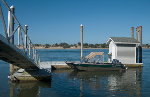 Boat House and Dock