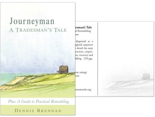 Journeyman A Tradesman's Tale – Postcard