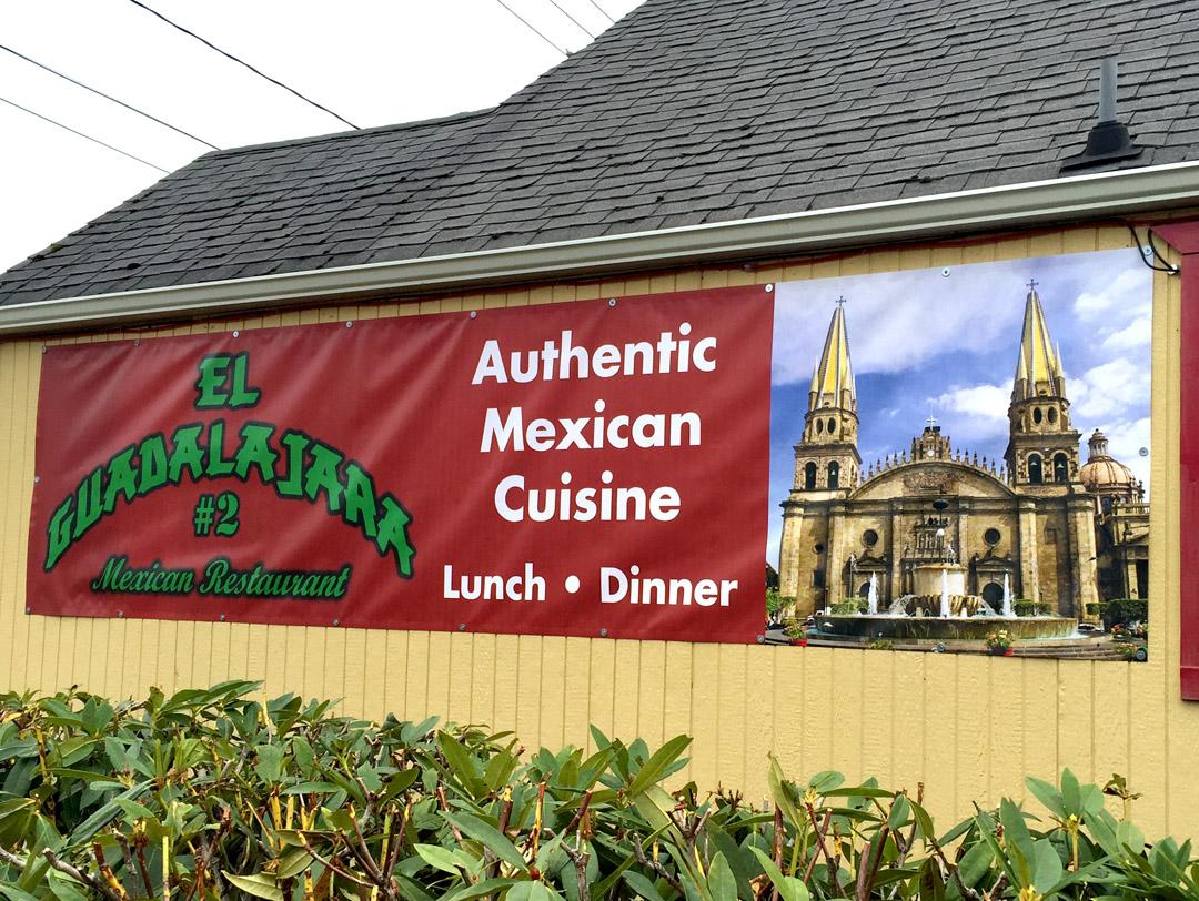 El Guadalajara – Banner
