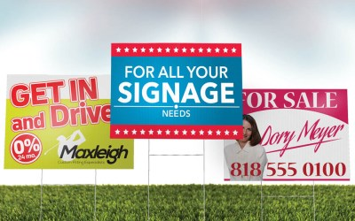 Make your Statement with Rigid Signs