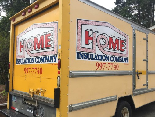 Home Insulation – Vinyl Graphics