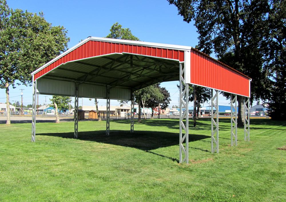 West Coast Metal Buildings Home Carports Garages