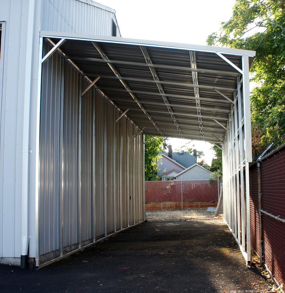 West Coast Metal Buildings Lean To A Carports Garages