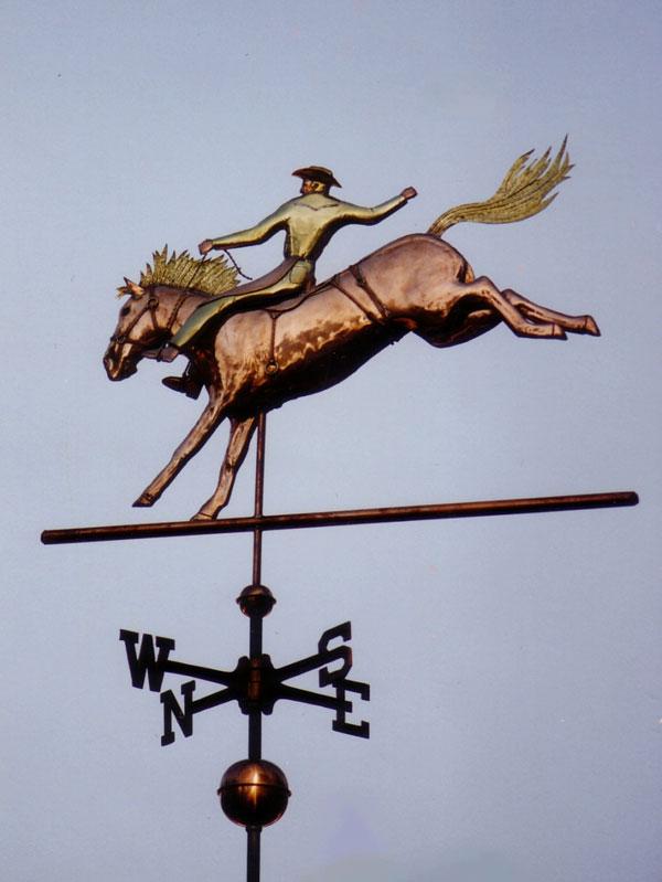 West Coast Weathervanes Catholic