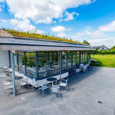 Westcoast Windows supplies Swedish composite windows to The Naze Visitor Centre, part of Essex Wildlife Trust