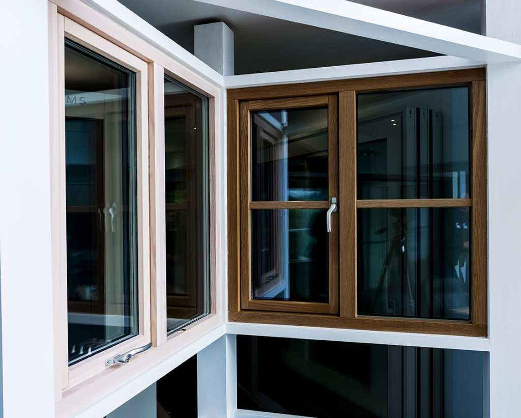 Distributor partner DSL South West opens new showroom featuring Westcoast Windows Swedish aluminium timber composite windows
