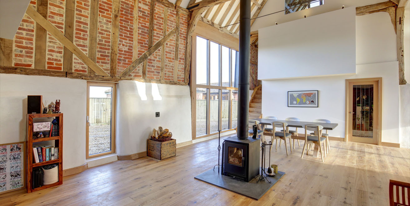 Windows for barn conversions - Westcoast Windows