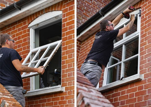 Are composite windows the best type of burglar-proof windows for home security?