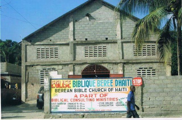 Haiti 2015 Church 3