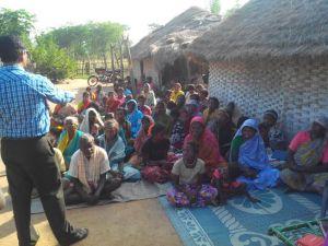 India 2015 Village meet 4