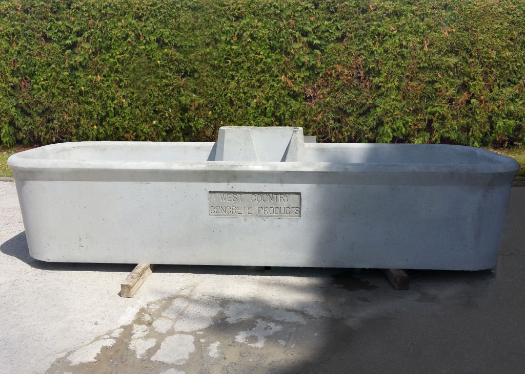 500 Gallon Trough