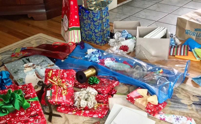 Andy's Guide to Gift-Giving (and Marriage) #245