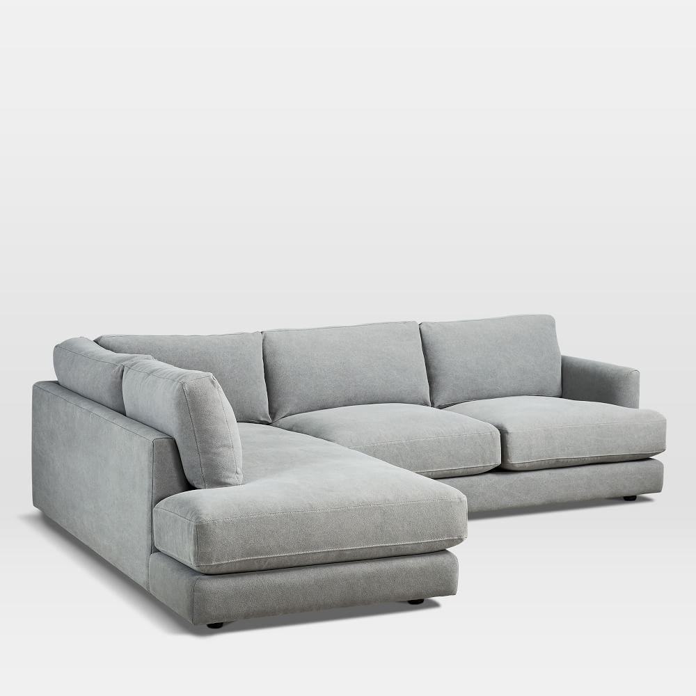 haven 2 piece corner chaise