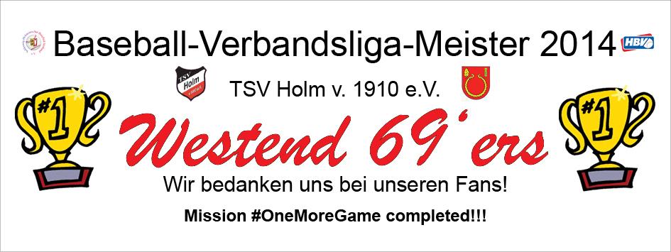 69'ers H1 vs. HH Knights 2 (Spielbericht 17.08.2014)