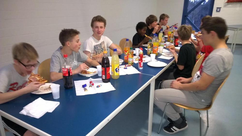 Hallentraingstag Schüler & Jugend