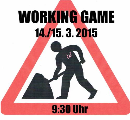 Working Game 2015