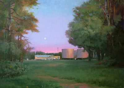 Thomas S. Buechner: Landscape