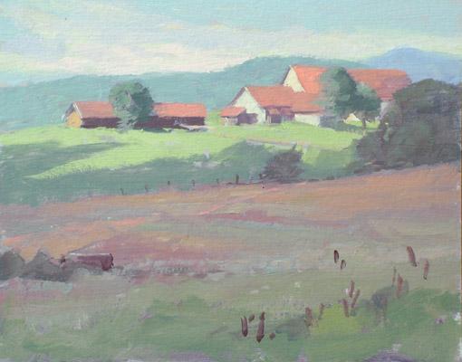 BuechnerLandscapeStuhlFabrick - Thomas S. Buechner: Landscape