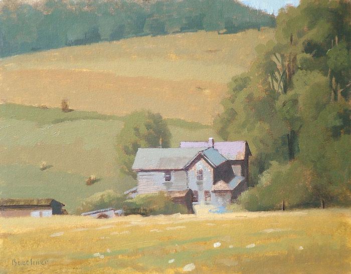 BuechnerLandscapeTenantHouse - Thomas S. Buechner: Landscape