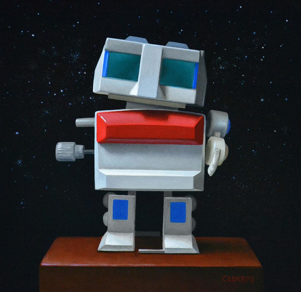 CoonrodRobotWindUp - 2021 Spotlight II: Trish Coonrod