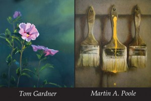 OPENING DAY: Tom Gardner and Martin A. Poole @ West End Gallery | Corning | New York | United States