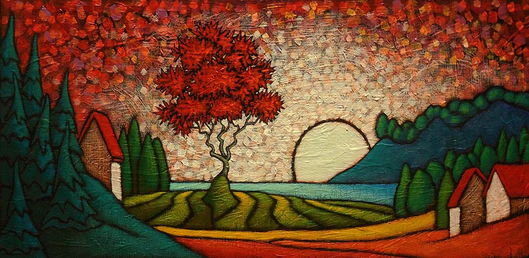 "MyersHopeAscendant - 2021 GC Myers:<br>""Through the Trees"""