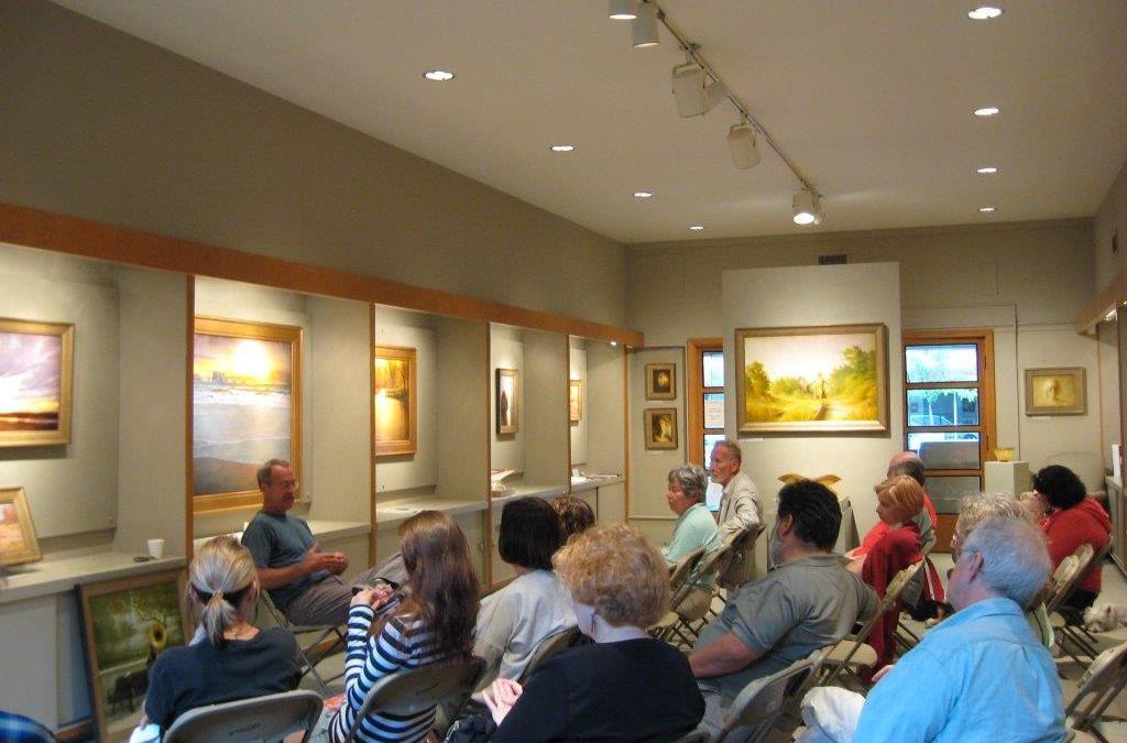 Gallery Talk: Tom Gardner & Martin Poole