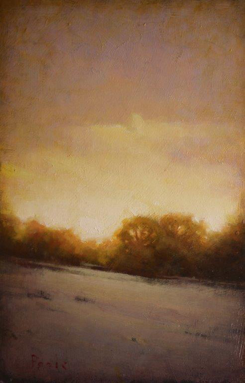 PooleEarlyThaw - Martin Poole: Land/Seascapes<br>*** New Arrivals! ***
