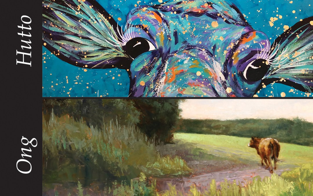 2019 A Spotlight Exhibit: Trish Coonrod, Amy Hutto, Wilson Ong and Gina Pfleegor