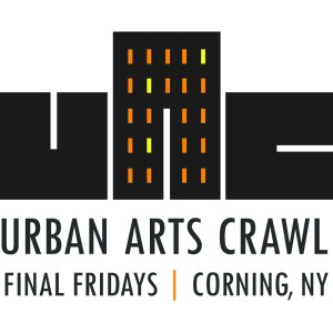 Urban Arts Crawl @ West End Gallery | Corning | New York | United States