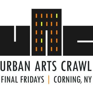 Urban Arts Crawl @ West End Gallery | Corning | New York | United States