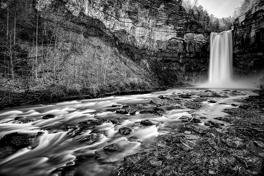 "Chris Walters ""Taughannock Falls II"" Inquire for availability and additional ordering options"