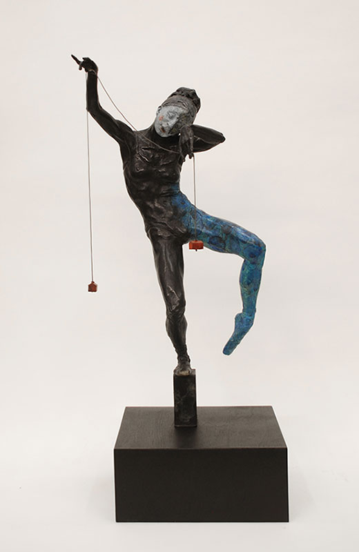 "Gary Weisman ""This That"" bronze Inquire"
